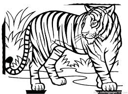 coloring page tiger paw detroit tigers coloring pages tiger printable coloring pages