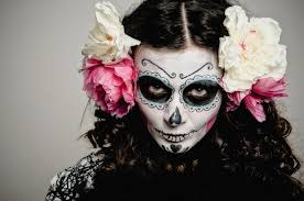 previousnext previous image next image look sugar skull makeup tutorial you