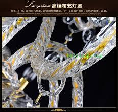 Murano Blown Glass Chandelier Aliexpress Com Buy Hand Blown Glass Chandeliers Big Room Fashion
