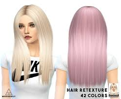 cc hair for sism4 89 best the sims 4 cc hairs images on pinterest sims hair