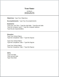 simple resume sle for job resume with no work experience sales no experience lewesmr