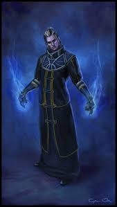 speedpainting dark wizard by godofwar on deviantart