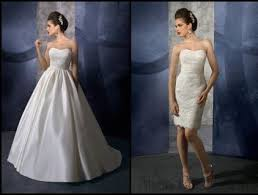 2 in 1 wedding dress the high life suite fashion food love