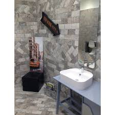 Flooring And Decor New York Soho Brick Look Porcelain Tile 4in X 8in 100086917