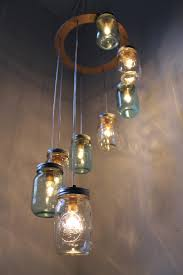 Jar Pendant Light Craft Ideas With Mason Jar Pendant Light