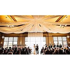ceiling draping white ceiling draping sheer voile chiffon ceiling