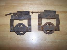 Sliding Barn Door Tracks And Rollers by Antique Closet Sliding Door Track And Rollers Roselawnlutheran