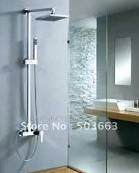 Shower Faucet Dripping Water Shower Head Dual Shower Head Control Valve Dripping Shower Head