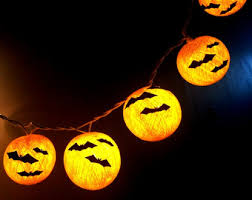 halloween lights etsy