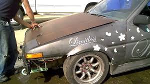 Alex U0027s 1986 Corolla Gts Trueno W Lexus V8 Team Mint Limitless