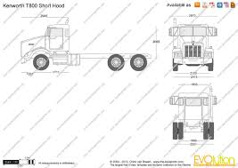 kenworth t800 high hood for sale the blueprints com blueprints u003e trucks u003e kenworth u003e kenworth