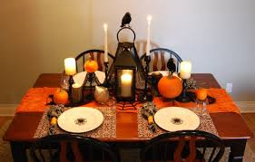 Halloween Party Decorations Homemade - halloween table decorations diy halloween party decorations