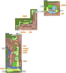 Sinnoh Map Entry 9 Eterna City Living History Pokemon Diamond Gameplay