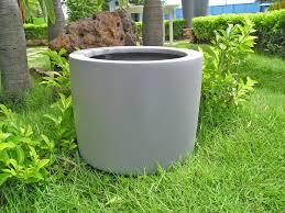 modern indoor and outdoor planters fiberglass planters wholesale
