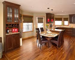 Hardwood Floors In Kitchen Fantastic Merits Of Following Kitchen Ideas Hardwood Floors