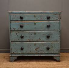a unique touch for home improvement blue antique chest design
