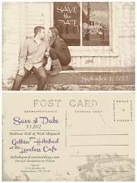 postcard save the date beautiful save the date wedding postcard custom designs