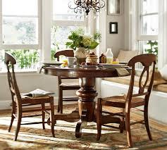 tivoli fixed pedestal table u0026 napoleon chair 5 piece dining set
