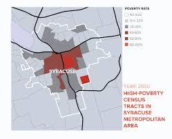 Syracuse Map Architecture Of Segregation