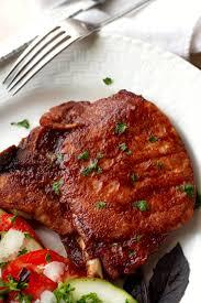oven baked pork chop sauce bunny u0027s warm oven