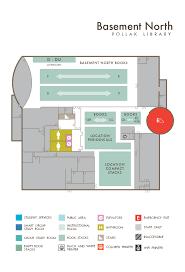 csudh map floor maps pollak library csuf
