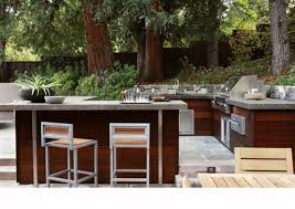 L Shaped Outdoor Kitchen by L Shaped Outdoor Kitchen Inspiration Kitchens Designs Nytexas