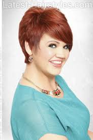 short hairstyles for round faces plus size 46 best hairstyles images on pinterest hair cut hair dos and