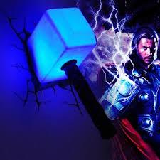 Avengers Wall Lights Avengers 3d Wall Light Best Deals Online Shopping Gearbest Com