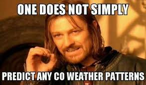 Funny Weather Memes - photos twenty funniest colorado memes posts winter weather