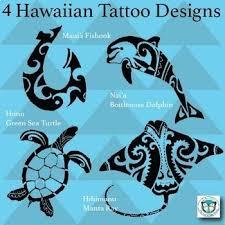 hawaiian tattoo designs by ct and rara teachers pay teachers