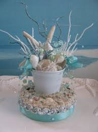 Cake Decorations Beach Theme - 79 best beach wedding cake toppers by ceshore treasures on etsy