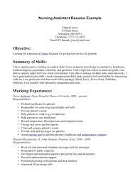 how to write roles and responsibilities in resume example of cna resume resume format download pdf example of cna resume nurse assistant cna resume example cna home health care resume examples regarding