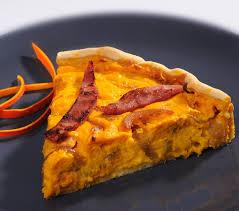 cuisiner potiron une recette de tarte au potiron et jambon à l os cuisinons les