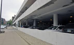 demolition planned for condemned marconi parking garage photos by walker evans
