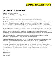 Career Cover Letter Cover Letter Introductory Paragraph Gallery Cover Letter Ideas