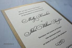 fancy wedding invitations wording for wedding invitations and simple