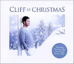 christmas cd cliff richard cliff at christmas uk promo cd album cdlp 265623