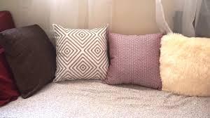 diy floor cushion seating stayvivacious youtube