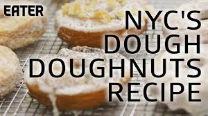 how to make new york u0027s best doughnuts at home youtube