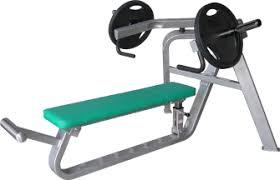 Bench Press Machine Weight Plate Loaded Bench Press Maxim Fitness