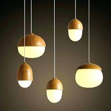 Wood Veneer Pendant Light Wood Veneer Pendant Light Wood Pendant L Modern Wood Acrylic