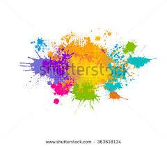 vecteurs de peinture par pulvérisation téléchargez de l u0027art des