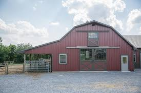 myerstown pa horse barn stable hollow construction