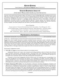 Business Analyst Resume Samples Examples by It Business Analyst Resume Cv01 Billybullock Us
