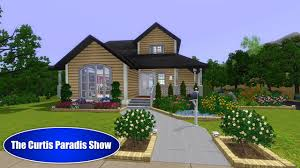 simple houses the sims 3 building serenity youtube