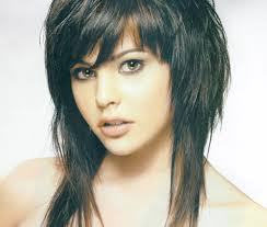 very short feathered hair cuts feather cut hairstyle indian of for long hair hairstyles images