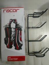 Garage Golf Bag Organizer - racor pro pg 2 wall mount golf club holder storage rack equipment