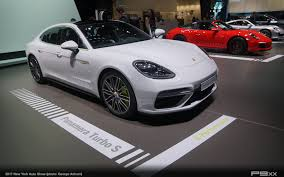 porsche electric hybrid event report porsche at the 2017 new york auto show u2013 p9xx