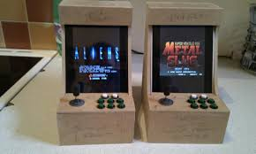 Bar Top Arcade Cabinet Two Mini Bartops Android Finished U0026 Video