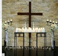 Altar Decorations Best 25 Altar Decorations Ideas On Pinterest Wedding Altar